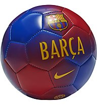 Nike FC Barcelona Skills Mini-Fußball, Blue/Red