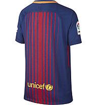 Nike FC Barcelona Home Jersey Junior - Fußballtrikot - Kinder, Blue/Red