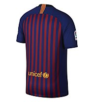 Nike FC Barcelona 2018 - Heimtrikot, Blue/Gold