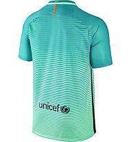 Nike Dry FC Barcelona Stadium Jersey - Fußballtrikot, Turquoise