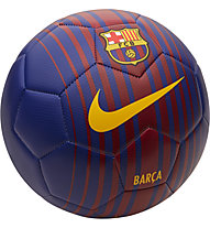 Nike FC Barcelona Prestige Ball - Fußball, Red/Blue