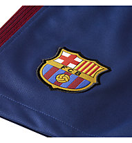 Nike FC Barcelona Short Home Stadium - Fußballhose, Blue