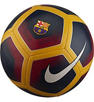 Nike FC Barcelona Supporters Football - Fußball, Red/Gold