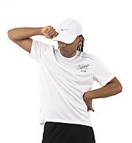 Nike Featherlight - cappellino running, White