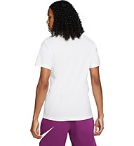 Nike Festival Air Futura Dancer - t-shirt fitness - uomo, White