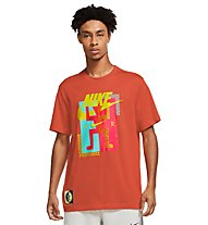 Nike Festival Air Futura Dancer - Trainingsshirt - Herren, Orange