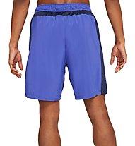 Nike Flex - Trainingshose kurz - Herren, blue