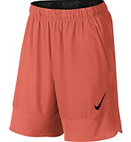 "Nike Flex 8"" Shorts Training Herren, Orange"