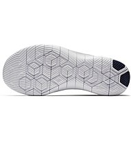 Nike Flex Contact (GS) - Neutral-Laufschuh - Kinder, Blue/White
