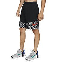 Nike Flex M's Training - Trainingshose kurz - Herren, Black