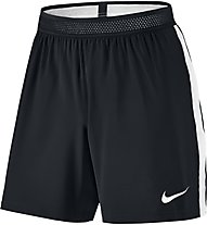 Nike Flex Strike Football Short - pantaloni corti calcio uomo, Black/White