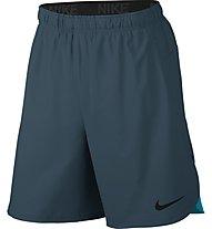 Nike Flex Training - Kurze Trainingshose - Herren, Blue/Light Blue