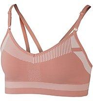 Nike Flyknit Indy Bra - Sport-BH - Damen, Pink