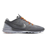 Nike Free 5.0 TR Fit 5 Trainingsschuh Damen, Grey