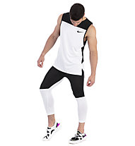 Nike Free RN 5.0 - Laufschuhe Natural Running - Herren, White/Black