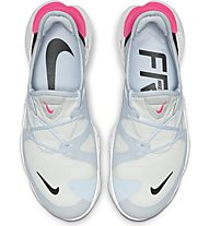 Nike Free RN 5.0 - scarpe natural running - donna, Light Blue/Pink