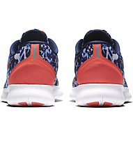 Nike Free Rn Rf - scarpa running donna, Mid Navy