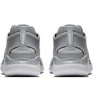 Nike Free Run 2018 - Laufschuh Natural-Running - Damen, Grey