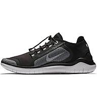 info for a6345 c7df6 Nike Free Run 2018 Shield - Laufschuhe Natural Running - Herren, Black