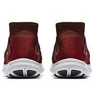 Nike Free Run Motion Flyknit - Neutral-Laufschuhe - Herren, Red