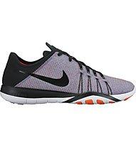 Nike Free TR 6 Print Turnschuh Damen, Black/Multicolor