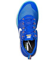 Nike Free Train Versatility - Turnschuh - Herren, Blue/White
