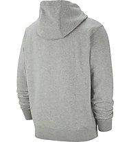 Nike Full-Zip French Terry Hoodie - felpa con cappuccio - uomo, Dark Grey
