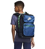 Nike Future Pro Backpack - Tagesrucksack, Blue/Green/Black