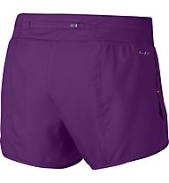 Nike Girls Dry Running Short - kurze Fitnesshose - Damen, Berry