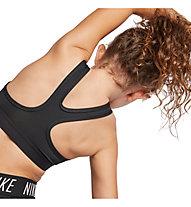 Nike Pro Bra Classic 1 - Sport-BH - Mädchen, Black