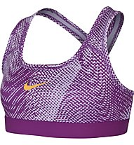 Nike Girls Pro Sports Bra - Sport-BH- Damen, Violet