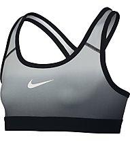 Nike Pro Sports - Fitness Sport-BH - Mädchen, Grey