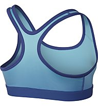 Nike Pro Sports - Fitness Sport-BH - Mädchen, Light blue