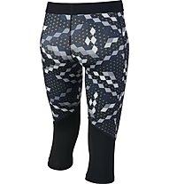 Nike Pro Capri - 3/4-Fitnesshose - Mädchen, Black
