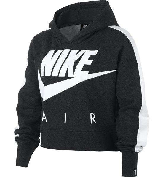Nike Sportswear Cropped Fleece Kapuzenpullover Mädchen  