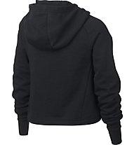 Nike Sportswear Hoodie Crop PE JDI - Kapuzenpullover - Kinder, Black