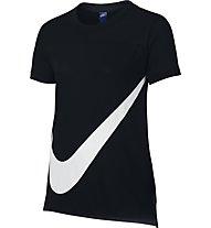 Nike Sportswear Top - T-Shirt Fitness - Kinder, Black