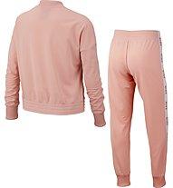 Nike Sportswear - tuta sportiva - bambina, Pink