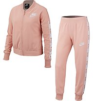 Nike Sportswear - Trainingsanzug - Mädchen, Pink