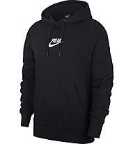 Nike Giannis - Kapuzenpullover - Herren, Black