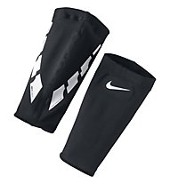 Nike Guard Lock Elite Football Sleeve Protezioni calcio, Black