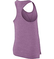 Nike Vintage - Trägershirt Top Fitness - Mädchen, Viola