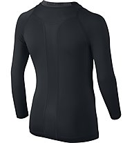 Nike Pro Compression Top - Trainingsshirt - Jungen, Black