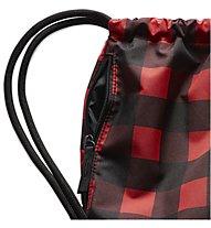 Nike Heritage 2.0 - gymsack fitness, Black/Red