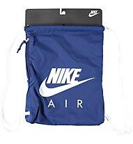 Nike Heritage Gymsack (SMU) Fitness/Freizeit, Blue