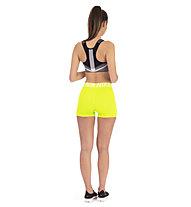 Nike High Support Sports (Cup B) - reggiseno sportivo a sostegno elevato - donna, Black/White