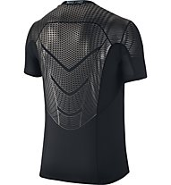 Nike Pro Hypercool Max Fitted SS T-Shirt, Black