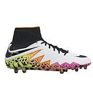 Nike Hypervenom Phantom II FG Scarpa calcio, Multicolor