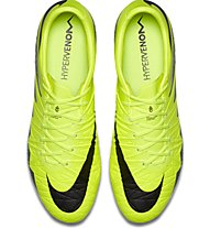 Nike Hypervenom Phinish FG - scarpe da calcio terreni compatti, Volt/Black