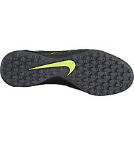 Nike Hypervenom X Proximo TF - scarpe da calcio terreni duri, Black